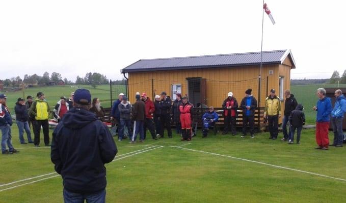 Hele 31 piloter fra 16 forskjellige klubber var påmeldt og klar for start i Vingtor Cup.